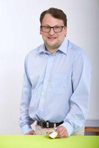 Thomas Leucht, Geschäftsführer der Weber & Leucht GmbH